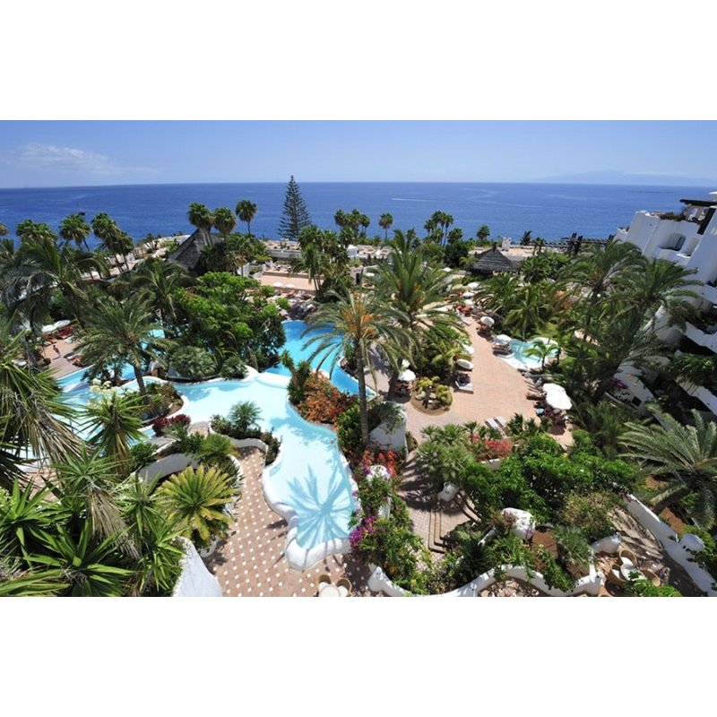 Voyage canaries hotel jardin tropical 4 t n rife for Le jardin tropical tenerife